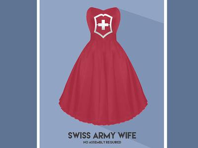 Swiss Army Wife