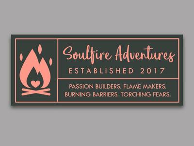 Soulfire Adventures logo