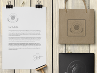 Fancy Pants Mommy Co. - Branding/Print Collateral