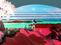 Concept: Broken World