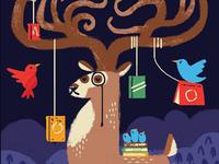 Monocle Deer