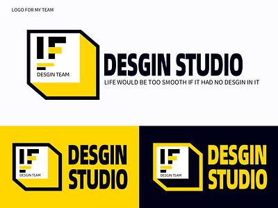my team logo 2 animation logo design logo