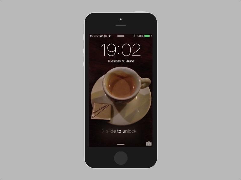Espresso iPhone Wallpaper pixelmator wallpaper espresso iphone iphone5
