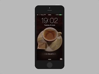 Espresso iPhone Wallpaper