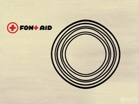 An expression of sound for FontAid VIII