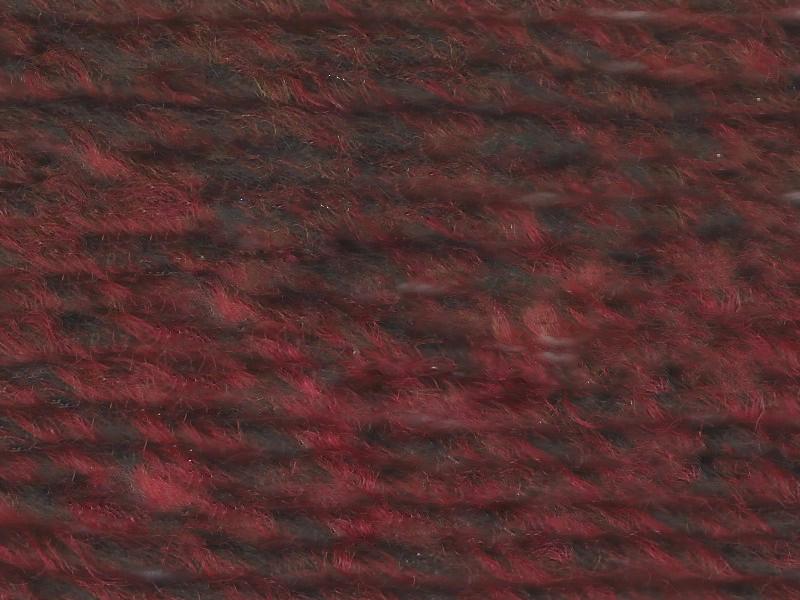 Melange Field 1 redish mixed media abstract fibre art fibre background
