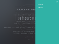 Abscent Website Goes Multilingual