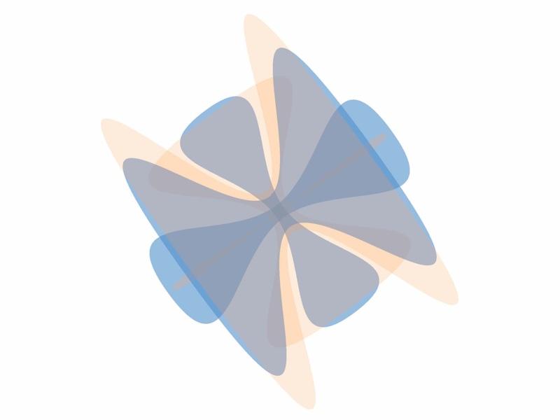No Circles Were Hurt drawbot overlaid distorted circles abstract