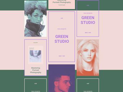 green-website demo