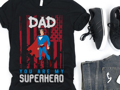 Father's day t-shirt design