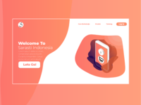 Landing Page Website Sarasti Indonesia v2