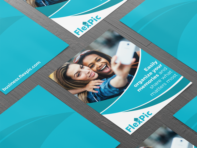 FlexPic Advertising Brochure brochure design brochure layout design layout graphic design print design print design