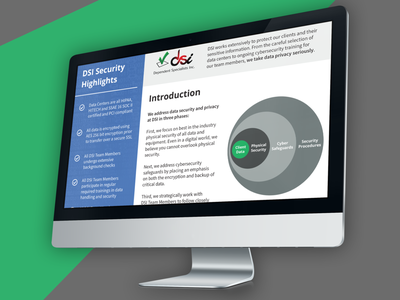 Startup Security Guide design layout brochure design graphic design