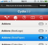 Cydia 2.0 UI — V2