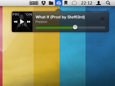 Spotify shot rebound 2