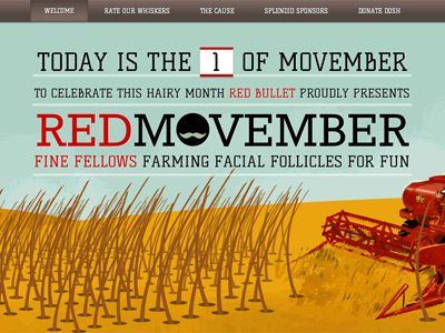 Red Movember
