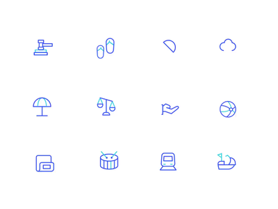 Senja animated icon