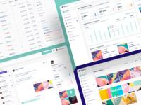 SociaPlan Dashboard UI Kit