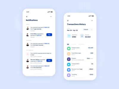 Banky - Notification Design
