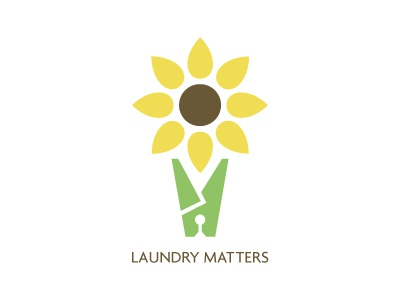 Laundry Matters Logo logo laundry matters non for profit