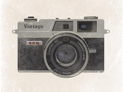 Camera camera vector