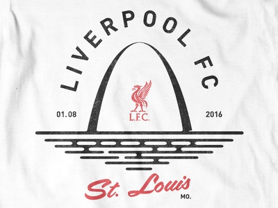 Anfield Shop - Liverpool in St. Louis tee commemorative arch water st. louis lfc football liverpool anfield