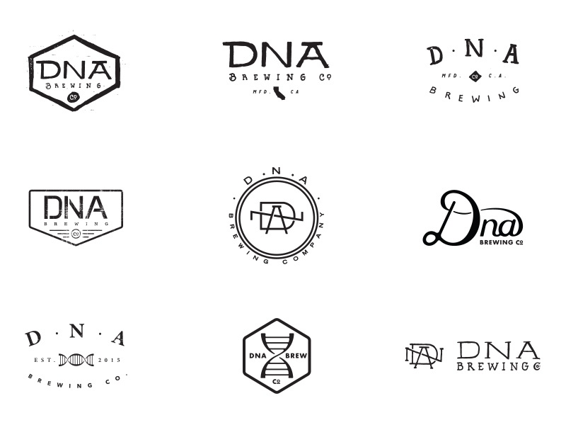 Dna brand exploration