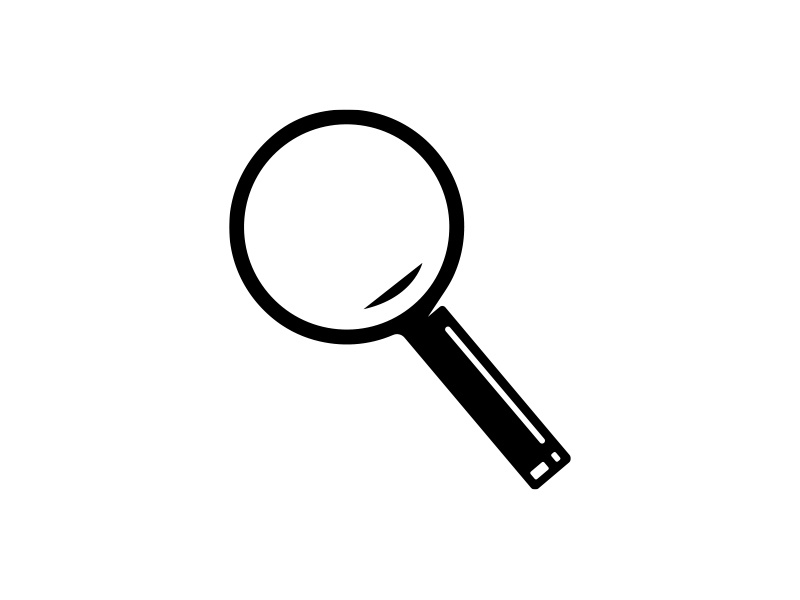 Magnifying Glass Icon By Nader Boraie On Dribbble