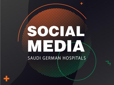 Saudi German Hospitals - Social Media Designs vol 3