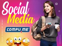 CompuMe - Social Media Designs Vol 7