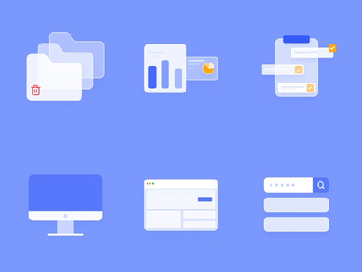 Savilion Micro Interaction Icon icons design web mobile illustration ui microinteraction animation icon icons