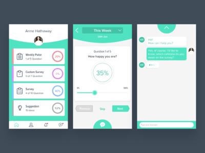Survey Employee Apps