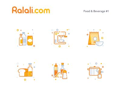 Ralali Icon Food & Beverage #1