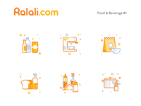 Ralali Icon Food & Beverage #1
