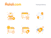 Ralali Icon Tracking & Delivery