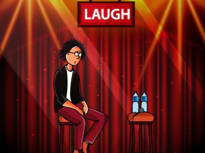 Stood Up Comedian