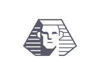 Egypt Logo Design pictorial design art logodesign illustrative logo concept illustration mark design logo design logo