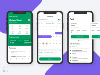 Sleekr HR Mobile Application