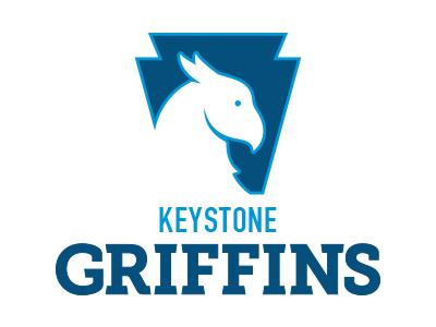 Keystone Griffins pennsylvania rugby keystone griffins sportslogo
