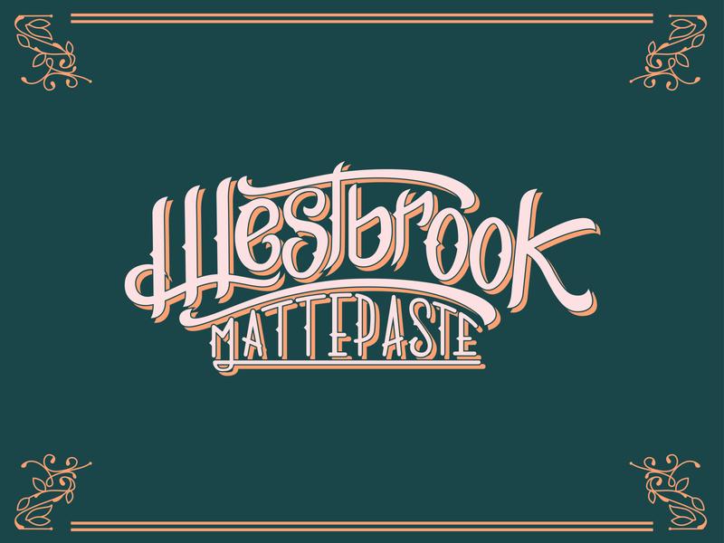 Westbrook  Typography