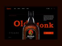 Liquor Store - Landing Page