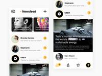 Messenger – Newsfeed