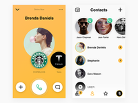Messenger – Contacts