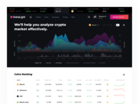 Cryptocurrencies Data Analytics Platform