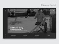 09 Veterans - Weekly Ui