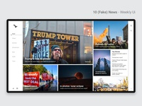 10 (Fake) News - Weekly Ui