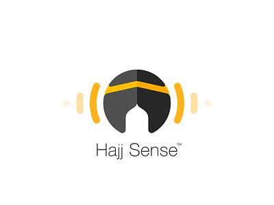 Hajj Sense kaaba makkah ksa arabic logo brand identity abdelghany islamic islam