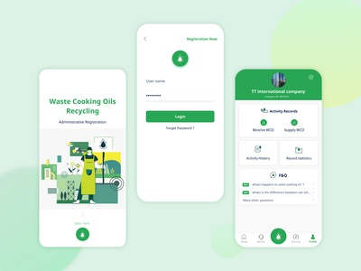 Waste Cooking Oil Recycling -Concept Design