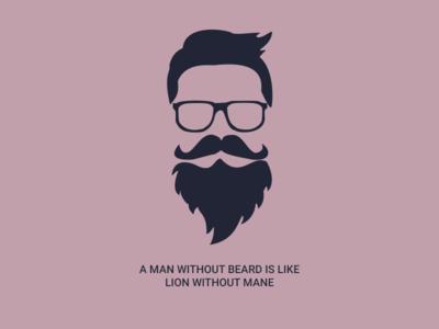 Beard Face