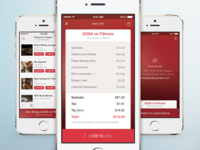 Pay with OpenTable